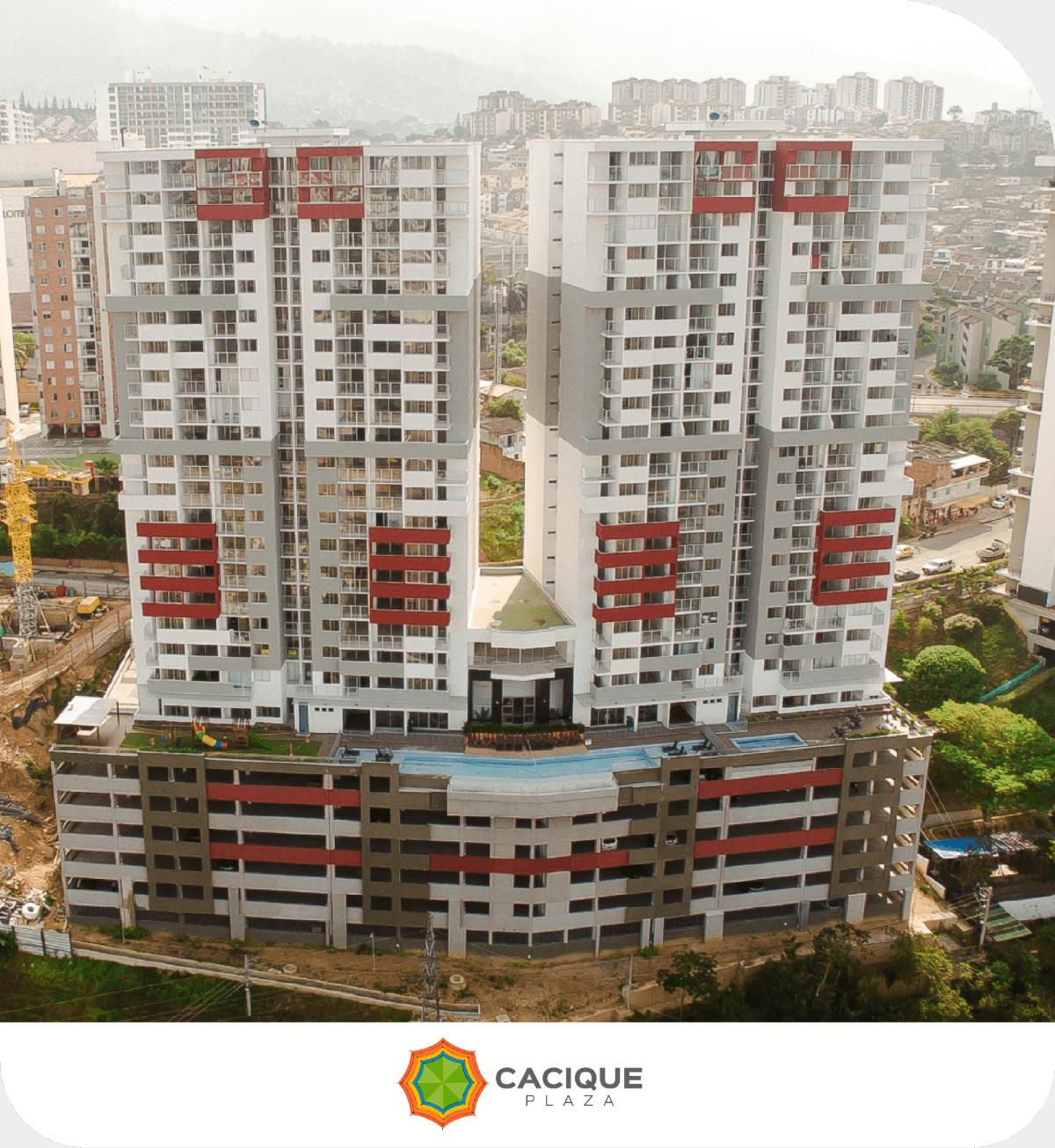Proyecto Cacique Plaza